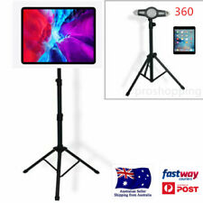 Adjustable Floor Tripod Tablet Stand Carrying Holder for  7-14.5 inch iPad 2020
