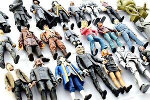 Doctor Who Dr 12.7cm Figurines Sélection A Cyberman Judoon Sontaran Auton Ange