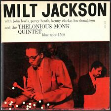 MILT JACKSON - 1961 US LP Blue Note BLP 1509