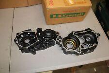 Kawasaki NOS Engine Cases 1987 KX250 E1 14001-5226