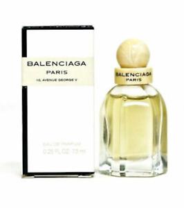 BALENCIAGA Paris Perfume 7.5ml EDP SPLASH MINI Eau De Parfum Women (C64