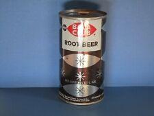 Bala Club Root Beer Flat Top Soda Can