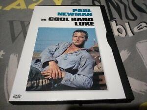 COOL HAND Luke dvd snap, keep case .PAUL NEWMAN.REGION 1 NTSC. Used .