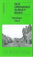 MAP OF FARNHAM 1913