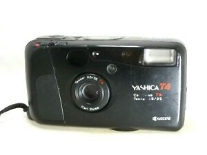 Yashica T4 D 35mm Compact Film Camera