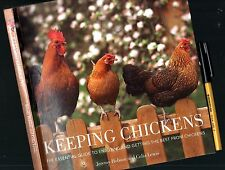 139p KEPPING CHICKENS Breed Care FOOD Eggs SHOW Health Jeremy HOBSON CelineLEWIS