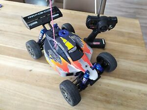 RC Modellbau - Kyosho Inferno MP7.5 Sports, 4WD, 1:8 Nitro Buggy mit GX21 Motor