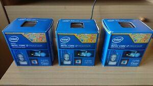 Intel Core i7 4790k 4 GHz CPU Boxed Socket 1150 Turbo 4,4 Ghz - NO DELID NO OC