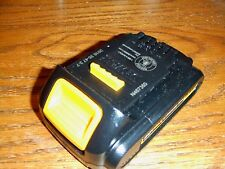 GENUINE DEWALT DCB207 20V 20 Volt Max Li-Ion 1.3Ah Amp  Battery BRAND NEW NO PKG