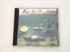 LOS BRILLANTICOS - MAS BRILLANTES QUE NUNCA - RARE CD MADE IN U.S.A. - EX-/EX-
