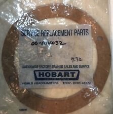 Hobart Dishwasher Gasket, Genuine Part# 00-104032, 104032