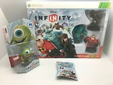 Disney Infinity Starter Kit for Xbox 360 + BONUS Items NEW