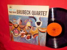 THE DAVE BRUBECK QUARTET Time Out LP AUSTRALIA 1959 MONO Early 60 EX+