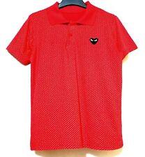 Red Polka Dots Polo Shirt