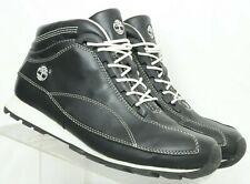 Timberlands Metrodub 17346 Black Waterproof Mid Rise Boots Women's US 8.5 M