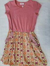 Matilda Jane 435 Girls Dress Size 8 Excellent Used Condition