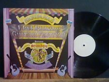 KICKING MULE'S FLAT PICKING GUITAR FESTIVAL  Various  LP   Promo