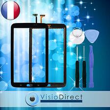 """Vitre ecran tactile pour Samsung Galaxy Tab 3 7.0"""" T210 T2100 P3200 noir+ outils"""