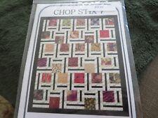 """quilt pattern """"Chop Stix 7"""" by Dorie Javier"""