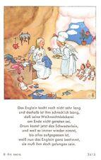 "Fleißbildchen Heiligenbild Gebetbild "" IDA BOHATTA "" Holy card Ars sacra"" H189"""