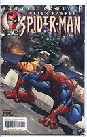 Peter Parker Spider-man 1999 series # 46 near mint comic book