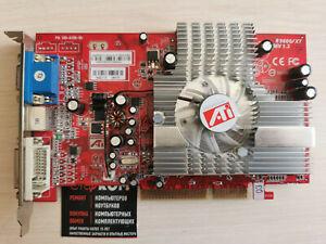ATI Technologies GeCube Radeon 9600XT 256MB DDR SDRAM AGP 4x/8x Graphics adapter