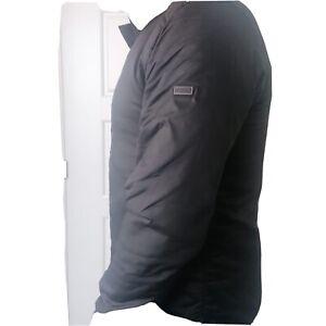 Mens Barbour International Jacket - Size Medium. BLACK.  RRP £149.99