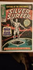Silver Surfer #1 1968  Good Condition  Marvel  25  cents