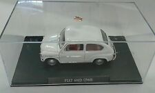 1:24 Auto Vintage Deluxe Collection Fiat 600D (1960)