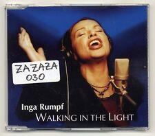 Inga Rumpf Maxi-CD Walking In The Light - 3-track CD - ex frumpy ex atlantis