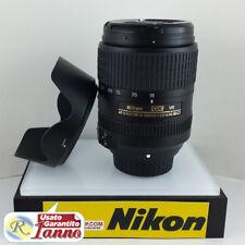 Nikon Obiettivo 18-300mm f/ 3.5 6.3 VR ottica zoom supertele usato 18-300 con Ga