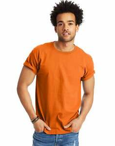 Hanes Men's Authentic Short-Sleeve T-Shirt