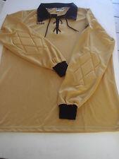 maillot d'entrainement gardien football taille XL errea or et noir