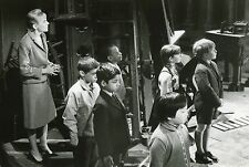 CHILDREN OF THE DAMNED 1963 BARBARA FERRIS VINTAGE PHOTO N°8    HORROR SCI-FI
