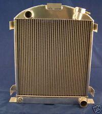 1932 ford  stock hight  automatic aluminum radiator