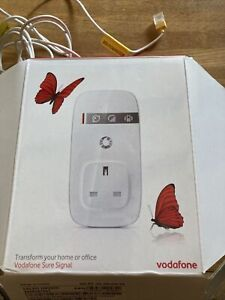 "Vodafone Sure Signal V3 Signal Booster (White ) ""Transform your home or office"""
