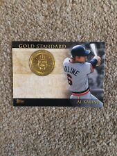 +++ AL KALINE 2012 TOPPS GOLD STANDARD BASEBALL CARD #GS36 - DETROIT TIGERS +++