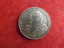 * medalla Juan Pablo II. 1980 visita papa Alemania 40mm aprox. (impulso 11)