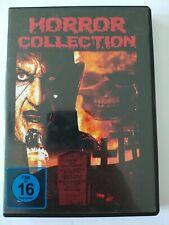 Horror DVD Collection 6 Filme auf 2 DVD's Zustand gut