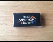 Nintendo Super Smash Bros Wii U 3 DS promotionnel Dog Tag chaîne Scellé Uk Gratuit p&p