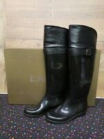 Bebe Ryder Black 187884 Waterproof Women's Boots Shoes Size 8 Pre-owned