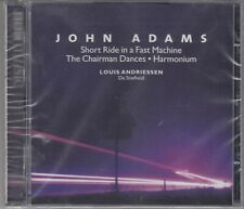 BBC NATIONAL ORCHESTRA - John Adams - Louis Andriessen CD NEW Sealed BBC Music