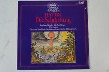 Haydn Die Schöpfung Wenglor Unger Adam Chor Rundfunksinfonieorchester Berl(LP32)