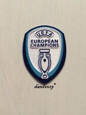 UEFA European Champions 2016 Portugal Patch Aufnäher EM Pokal Ronaldo Trikot
