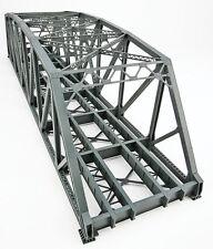 Spur H0 -- Bausatz Große Brücke Eisenbahnbrücke Zweigleisig - 4522 NEU