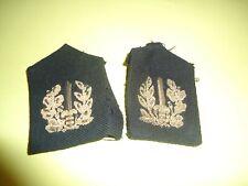 ancien grade   police