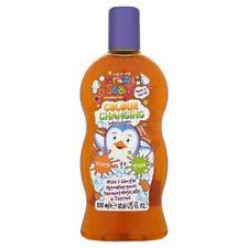 Kids Stuff Colour Changing Bubble Bath Orange Green 300ml 1 2 3 6 12 Packs
