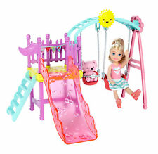 Barbie Club Chelsea Doll and Swingset