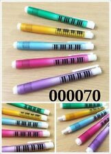 Piano Music keyboard eraser pen 彩色keyboard圖案擦膠筆 有5色  (音樂文具)