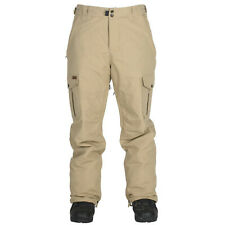RIDE SNOWBOARDING Men's PHINNEY Snow Pants - Khaki - XL - NWT